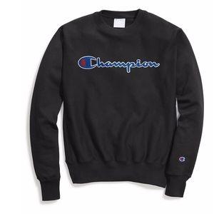 NEW Champion Reverse Weave Crew Neck Sweatshirt
